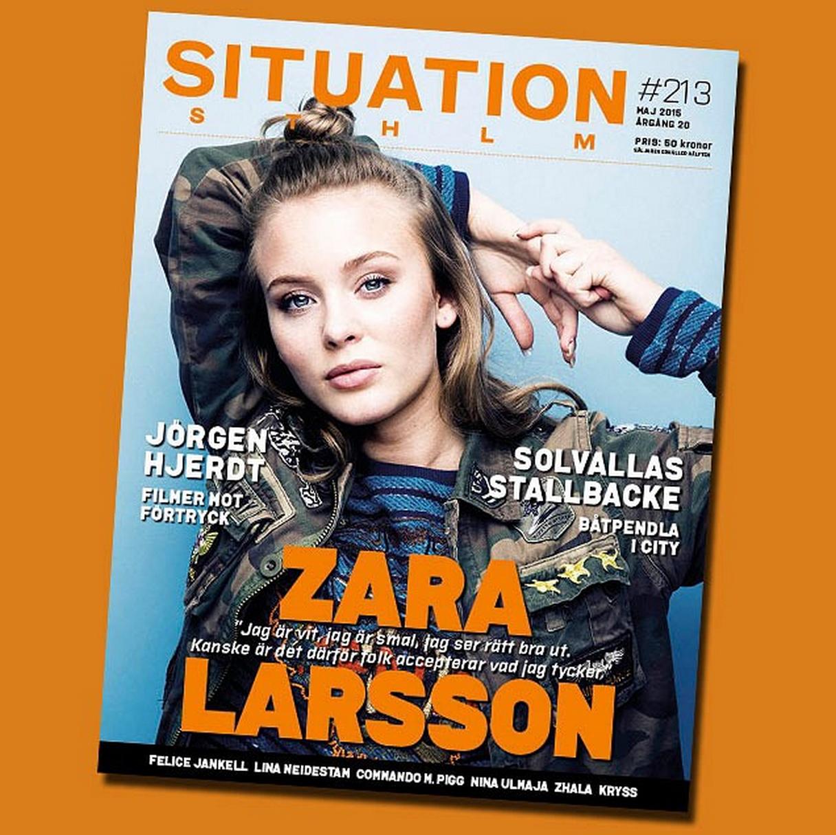 Situation Sthlm, Intervju, Befriad, Jörgen Hjerdt