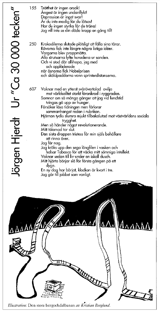 Dikter, Jörgen Hjerdt
